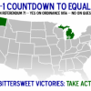 Next Up: 3-2-1 Countdown to Equality