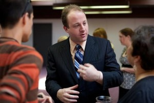 Rep. Polis (D-CO) (Image from Polis House Web site.)