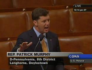 Rep. Murphy (D-PA)