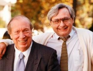 Ninth Circuit Judges Reinhardt (left) and Kozinski.
