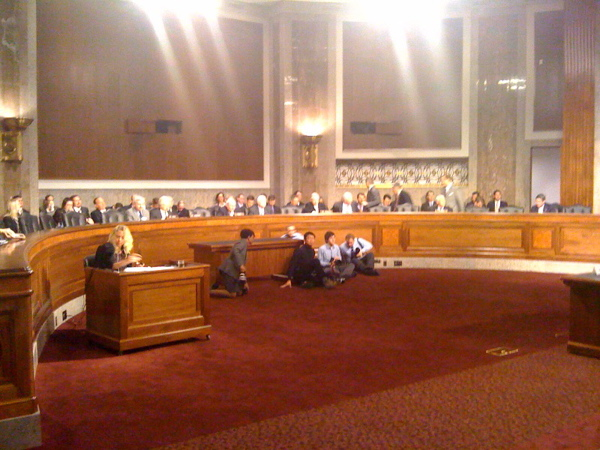 The Senate Armed Services Committee prepares to hear testimony from the military and civilian Army chiefs on Tuesday.